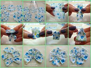 DIY Fabric Flower Petal | FabDIY