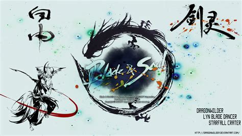 Blade And Soul Backgrounds Blade And Soul Wallpaper By Dragonwilder On Deviantart