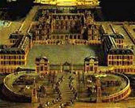 Histoire du chateau de versailles résumé chateau u