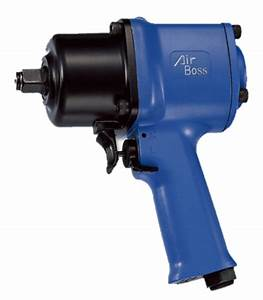 Air Boss Air Tools Co   Ltd Twin Hammer Impact Wrench  No
