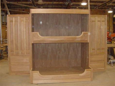 hand crafted mahogany bunk beds  furniture  carlisle