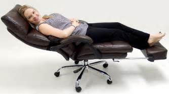 reclining office chair with footrest kbdphoto