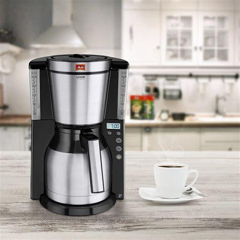 Melitta 1011-16 Look IV Filter Coffee Machine | Best ...