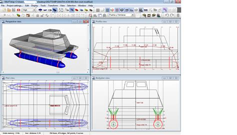 Catamaran Design Tool by Boat Blueprint Maker Choice Image Blueprint Design And