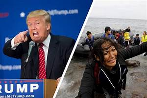 Trump: Syrian Refugees Could Be an ISIS Ploy, Should Be ...
