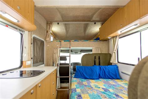 cheap home interiors deluxe apollo motorhome holidays motorhome hire