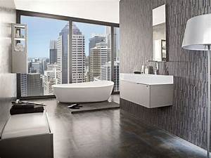 100 idees de deco pour la salle de bain contemporaine With belle salle de bain contemporaine