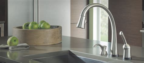 the kitchen collection pilar collection delta faucet