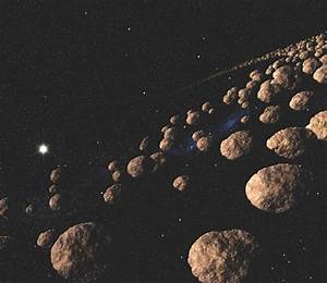 Can you fly through the asteroid belt unharmed?