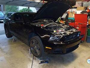2013 Mustang V6 Twin Turbo Build - MustangForums.com