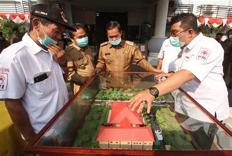 rencana pembangunan markas pmi kota serang