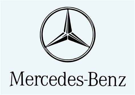 logo mercedes vector 8 mercedes benz logo vector images mercedes benz logo