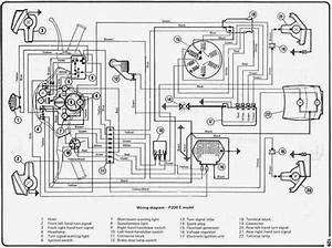Diagram Kelistrikan Tiger Revo
