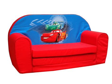 canape enfants disney canap convertible cars