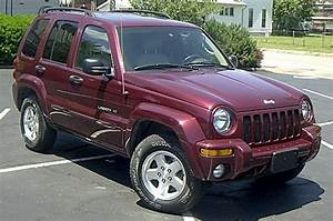 2003 Jeep Liberty - Overview