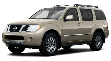 Nissan Pathfinder Horsepower by 2008 Nissan Pathfinder Reviews Images And