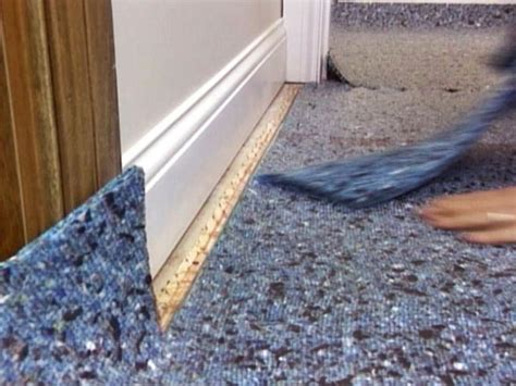 how to install wall to wall carpet how to install wall to wall carpet yourself hgtv