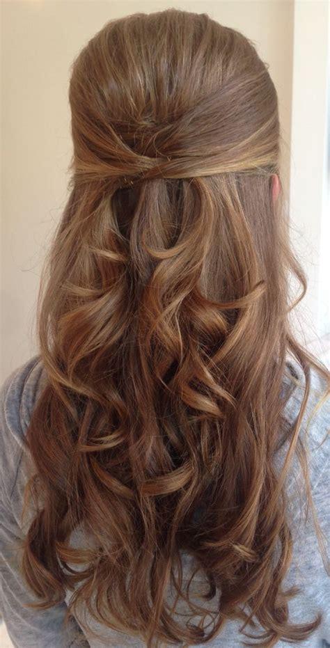 25 best half up wedding hair ideas on pinterest long