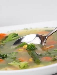На чем можно похудеть быстро суп