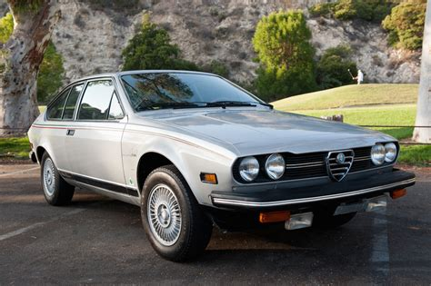 Alfa Romeo Gtv For Sale by Alfa Romeo Gtv Mario Andretti Limited Edition For Sale