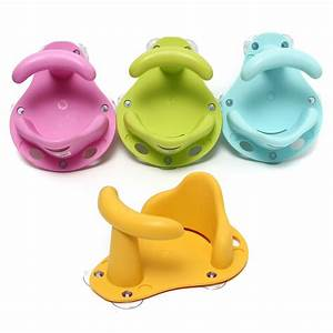 4 Colors Baby Bath Tub Ring Seat Infant Children Shower