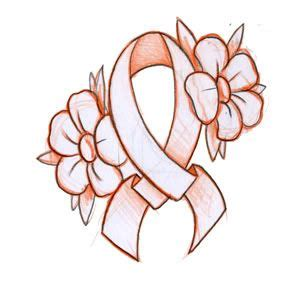 lung cancer ribbon tattoos cancer ribbon tattoo designs