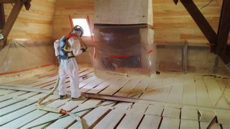 isolation sur plancher bois r 233 novation quand isoler un plancher en bois devient facile gr 226 ce 224 la mousse de polyur 233 thane