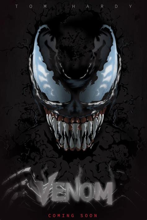 simply venom venom vector words simply