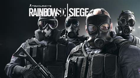 Wallpaper Rainbow Six Siege Artwork  Jeux Jvl