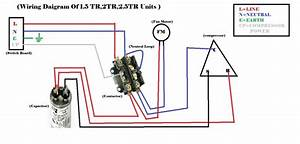 Split Ac Outdoor Capacitor Wiring Diagram Images 730