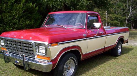 1979 Ford F100 Lariat Pickup