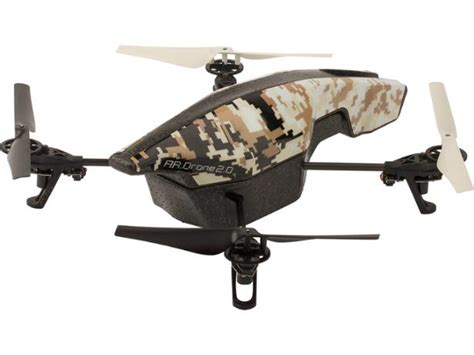 parrot ardrone  elite edition drone review