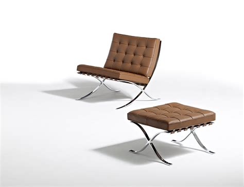 Poltrona Knoll by Barcelona 174 Chair Knoll