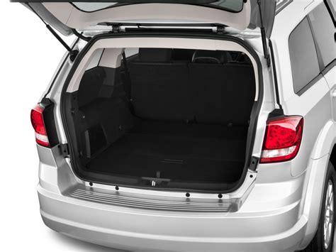 Image: 2017 Dodge Journey SE FWD Trunk, size: 1024 x 768