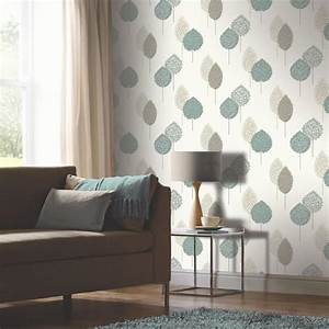 Dante Motif Arthouse Wallpaper in Teal