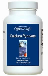 Calcium Pyruvate 90 Vegetarian Caps