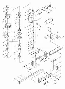 Makita At638 Parts List
