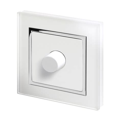 light dimmer switch ct 1g rotary led dimmer switch 2 way white