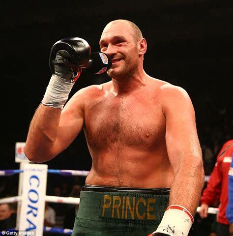 Wladimir Klitschko sets sights on Tyson Fury after beating ...