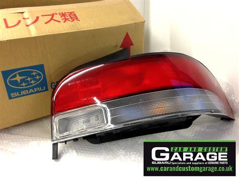 genuine subaru gc8 sti jdm rear lights my92 00 car and custom garage
