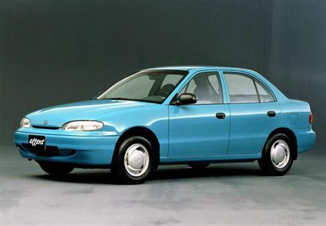 96 Hyundai Accent by Hyundai Accent 1994 96 Photos