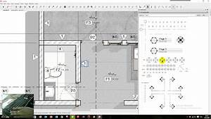 Layout Sketchup - Drawing Floor Plan - Part 02