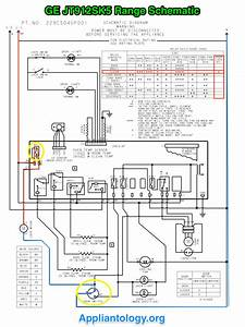 Ge Range Schematic Diagram