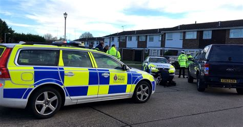 Chelmsford Road Closed By Police After Man Killed By Bin