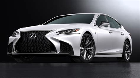 lexus bmw lexus ls 500 f sport could make you forget about the bmw 7