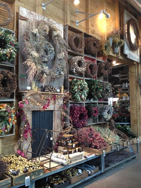 Beck S Flower Shop Gardens from the terrain shop in westport ct gives earthy