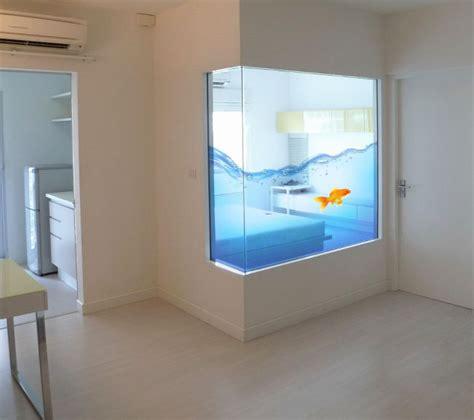 window fish aquarium film sticker decal