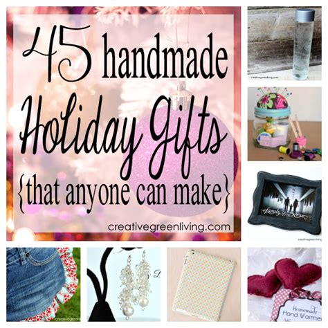 45 handmade christmas presents for mom gifts anyone can
