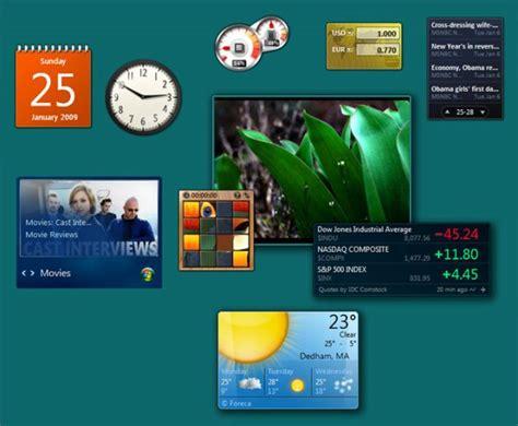 gadgets bureau windows 8 windows 8 abandon des gadgets weblife