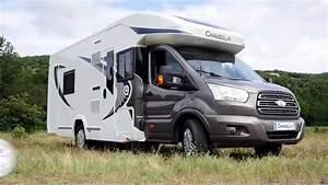 Camping Car Chausson : 737 chausson camping cars 2016 youtube ~ Medecine-chirurgie-esthetiques.com Avis de Voitures
